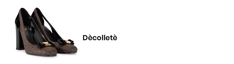 Scarpe Dècolletè