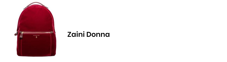 zaini donna